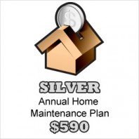 Silver Home Maintenance Plans