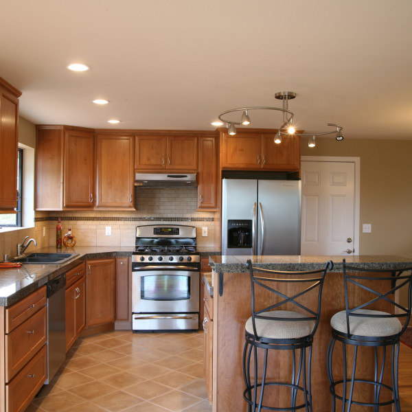 Add value to your home with Upscale Kitchen Remodeling